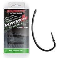 Starbaits Power Hook Curved Shank Veľkosť 4 10 ks