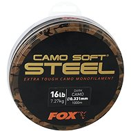 FOX Soft Steel 0,331 mm 7,3 kg 16 lbs 1000 m Dark Camo