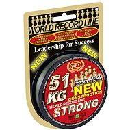 WFT - Šnúra NEW 39 kg Strong 0,25 mm 300 m zelená - Šnúra