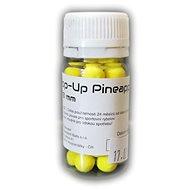 Mastodont Baits Fluo Pop-Up Pineapple 10 mm 30 ml Žltý - Plávajúce boilies