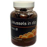 Mastodont Baits – Boilie v dipe Crazy Mussels 16/20 mm 150 ml - Boilies