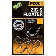 FOX Edges Armapoint Zig & Floater Veľkosť 10 10 ks - Háčik