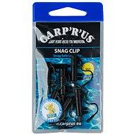 Carp'R'Us Snag Clip Silt 6 ks - Záves