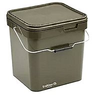 Trakker – Vedro Square Container 17 l Zelené - Vedro