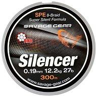 Savage Gear HD8 Silencer Braid 0,19 mm 27 lbs 12,2 kg 120 m Zelená - Šnúra
