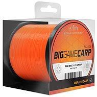 FIN Big Game Carp 0,25 mm 9,3 lbs 300 m Oranžový - Vlasec