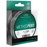 FIN Method Feed 0,14 mm 4 lbs 200 m Šedý