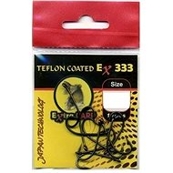Extra Carp Teflon Hooks EX 333 Veľkosť 4 10 ks