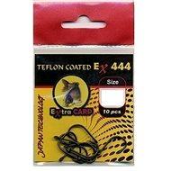 Extra Carp Teflon Hooks EX 444 Veľkosť 1 10 ks