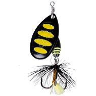Savage Gear Rotex Spinner Veľkosť 2 a 4 g Black Bee