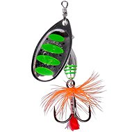 Savage Gear Rotex Spinner Velikost 3a 6 g Green Highlander - Trblietka