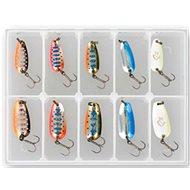 Savage Gear Nails Micro Spoon Kit Velikost 1c 2,5 g & 2c 3,5 g 10 ks - Trblietka