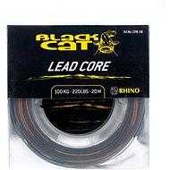 Black Cat Lead Core 100 kg 20 m - Olovenka