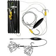 Black Cat Goby Rig XL Veľkosť 3/0 200 cm - Nadväzec