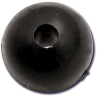 Black Cat Rubber Shock Bead 10mm 10ks
