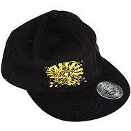 Black Cat Rapper Cap - Šiltovka