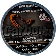 Savage Gear Carbon49 0,48 mm 11 kg 24 lb 10 m Coated Grey