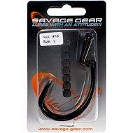 Savage Gear 4Play Weedless Hook L Veľkosť 7/0 5 ks + 2 ks tungst. trubičky - Háčik