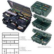 Versus Kufrík VS3070 Zelený - Rybársky kufrík