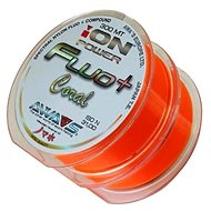 AWA-S – Vlasec Ion Power Fluo+ Coral 0,370 mm 19,9 kg 2×300 m - Vlasec