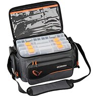 Savage Gear Taška System Box Bag XL 3 Boxes + Waterproof Cover