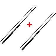 NGT Carp Stalker Rod 8ft 2.4 m 2 lb - Rybársky prút 1+1