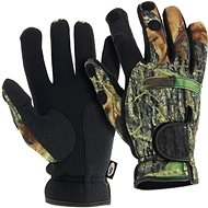 NGT Camo Gloves L - Rukavice