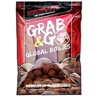 Starbaits Boilie Grab&Go Global Strawberry Jam 20 mm 10 kg - Boilies