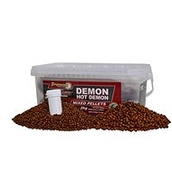 Starbaits Pellets Hot Demon Mix 2 kg