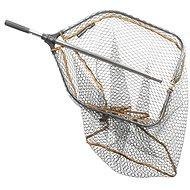 Savage Gear Podberák Pro Folding Rubber Large Mesh Landing Net L
