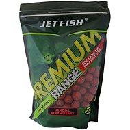 Jet Fish Boilies Premium, Jahoda 20 mm 1 kg