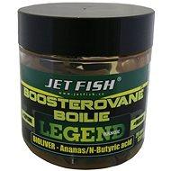 Jet Fish Boosterizované boilies Legend, Bioliver + Ananás/N-Butric Acid 20 mm 120 g - Boilies