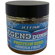 Jet Fish Boosterované dumbles Legend Protein Bird + Winter Fruit 14 mm 120 g - Dumbles