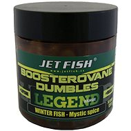 Jet Fish Boosterované dumbles Legend Winter Fish + Mystic Spice 14 mm 120 g - Dumbles