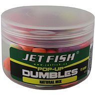 Jet Fish Pop-Up dumbles Signal Natural mix 11 mm 40 g - Plávajúce bollies