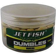 Jet Fish Pop-Up dumbles Signal Vanilka 11 mm 40 g - Plávajúce bollies