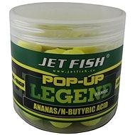Jet Fish Pop-Up Legend Ananás/N-Butyric Acid 16 mm 60 g - Plávajúce boilies