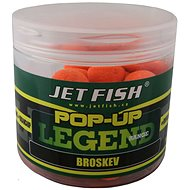 Jet Fish Pop-Up Legend Broskyňa 16 mm 60 g - Plávajúce bollies