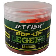 Jet Fish Pop-Up Legend Brusnica 16 mm 60 g - Plávajúce bollies