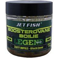 Jet Fish Boosterované Boilie Legend Žltý impulz + Orech/Javor 20 mm 120 g - Boilies