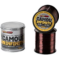 Extra Carp Infinity Camou 0,30 mm 12,7 kg 1000 m - Vlasec