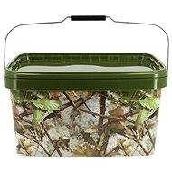 NGT Square Camo Bucket 12,5 l - Vedro