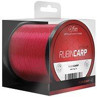 FIN Rubin Carp 0,31 mm 18,5 lbs 1200 m Červený - Vlasec