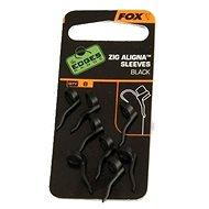 FOX Zig Aligna Sleeves Černé 8ks