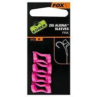 FOX Zig Aligna Sleeves Růžové 8ks