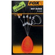 FOX Bait Bungs Clear 10 ks - Stoper
