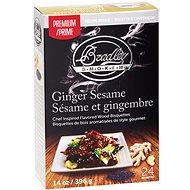 Bradley Smoker – Brikety Premium Ginger Sesame 24ks - Brikety