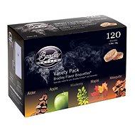 Bradley Smoker – Brikety Premium Five Flavour Varieties 120 ks - Brikety