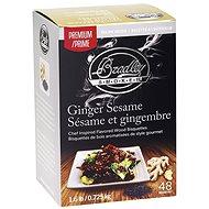 Bradley Smoker – Brikety Premium Ginger Sesame 48 ks - Brikety