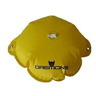 Daemons Bójka guľatá sumcová nafukovacia 30 cm Žltá - Bójka